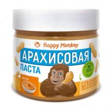 """Арахисовая паста """"Фитнес"""" Happy Monkey"""
