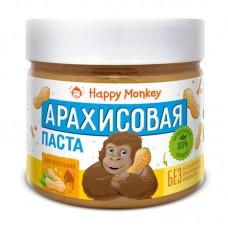 """Арахисовая паста """"Оригинальная"""" Happy Monkey"""