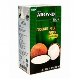 Кокосовое молоко Aroy D 1 литр