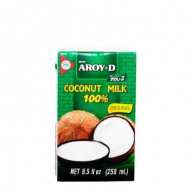 Кокосовое молоко Aroy D 250 мл