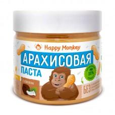 "Арахисовая паста ""С кокосом"" Happy Monkey"